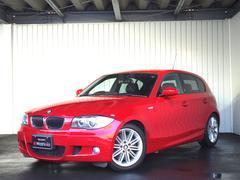 BMW130i Mスポーツ 黒革シート HID