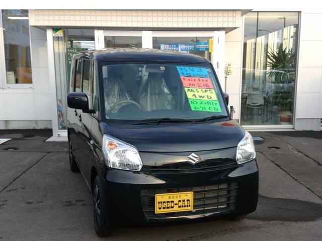 スズキ X 4WD スマートキー シートヒーター