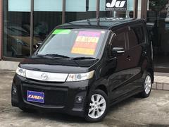 AZワゴンXT 4WD ワンオーナー スマートキー プッシュスタート