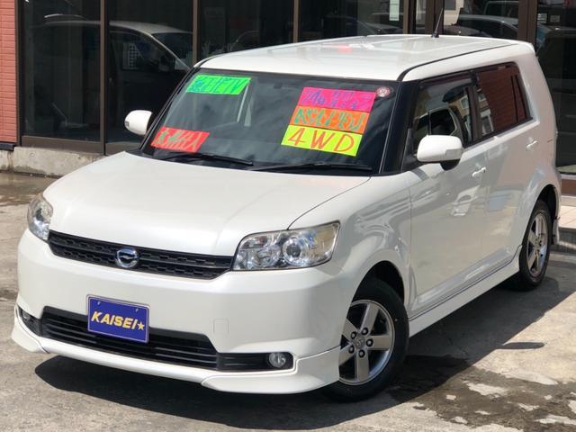 トヨタ 1.8S オン ビーリミテッド 4WD 本州仕入 合革シート