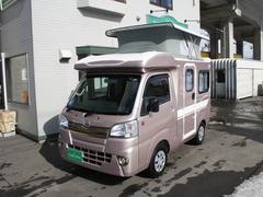 ハイゼットトラックキャンピング AZ−MAX製K−ai TypeD 4WD