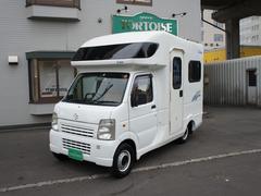 スクラムトラックキャンピング AZ−MAX製ラクーン4WD