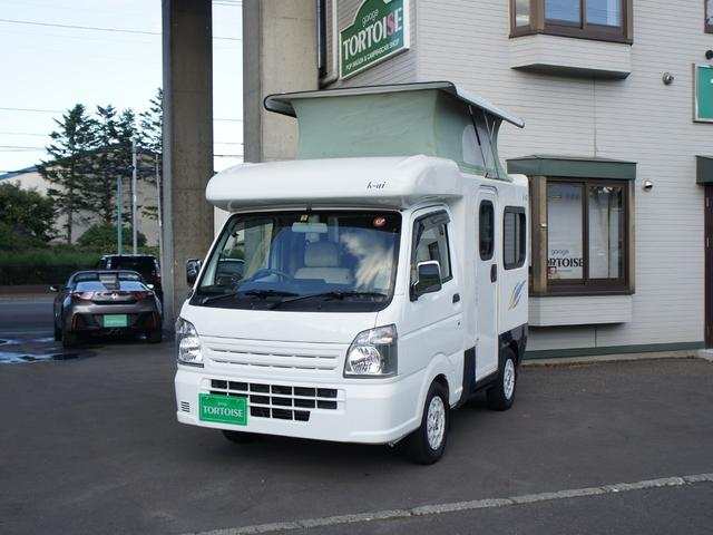 キャンピングAZ-MAX製K-ai4WD
