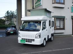 キャリイトラックキャンピングAZ−MAX製K−ai4WD