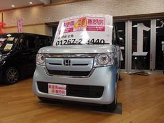 N BOXG・L 4WD 片側電動スライド プッシュスタート