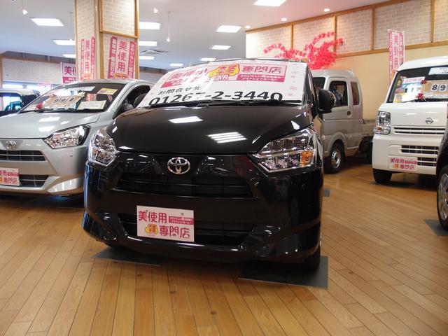 トヨタ X SAIII 4WD 届出済未使用 LEDライト キーレス