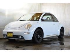 VW ニュービートルパステル 特別限定車 内装カラークエストリメイクカメオブルー