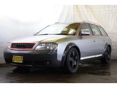 アウディ オールロードクワトロ2.7T 4WD エアサス交換済 ユーロカスタム ナビTV付