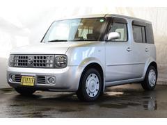 キューブEX 4WD 1年保証付 走行距離無制限 ナビ スマートキー