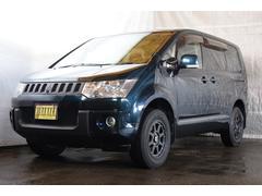 デリカD:5G ナビパッケージ4WD 1年保証 パワスラ TV後席モニタ