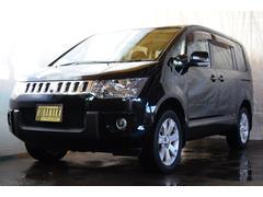デリカD:5G プレミアム 4WD 1年保証付 両パワスラ 後席モニター