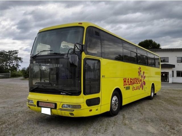 三菱ふそう  エアロクイーンII スーパーハイデッカー 大型観光バス 旧事業用