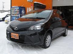 ヴィッツF 4WD 寒冷地仕様 トヨタセーフティ−センス搭載