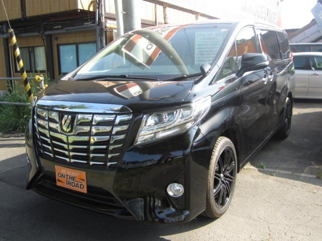 トヨタ 2.5X 4WD 寒冷地仕様 LEDヘッド パワースライド