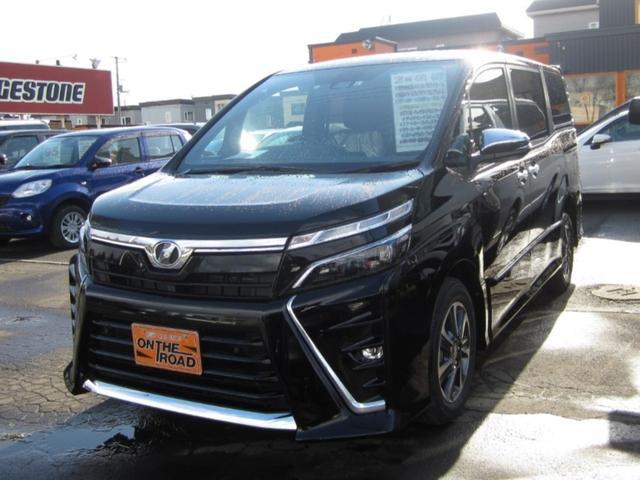 トヨタ ZS 煌II 4WD 寒冷地仕様 純正SDナビ 両側パワースライドドア スマートキー LEDヘッド 7人乗り