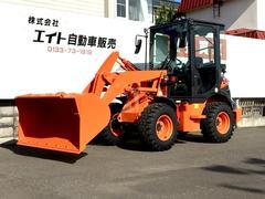 日本HITICHI ZW30−5B 新車 除雪仕様