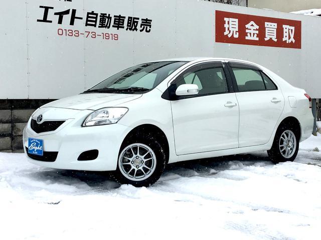 トヨタ X 4WD 1年保証付 社外アルミ 純正CDコンポ