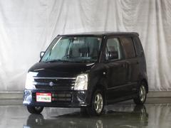 ワゴンRFX−Sリミテッド 4WD 660 ABS 冬タイヤ付
