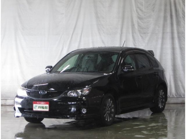 スバル 1.5i-S リミテッド 4WD 純正エアロ ワンセグナビ