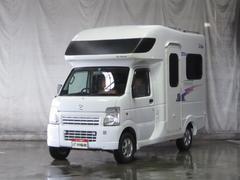 スクラムトラック軽キャンAZ−MAXラクーン4WDオートマ FFヒーター付