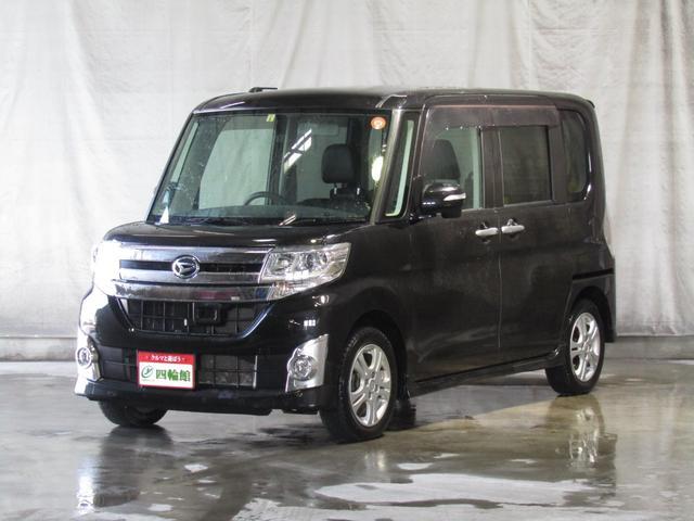 カスタムX スマートセレクションSA衝突軽減ブレーキ4WD(1枚目)