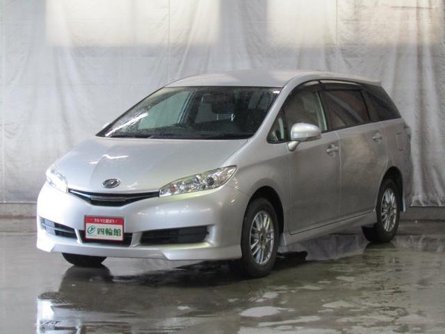 トヨタ 1.8X 7人乗り4WD キーフリー 寒冷地仕様車