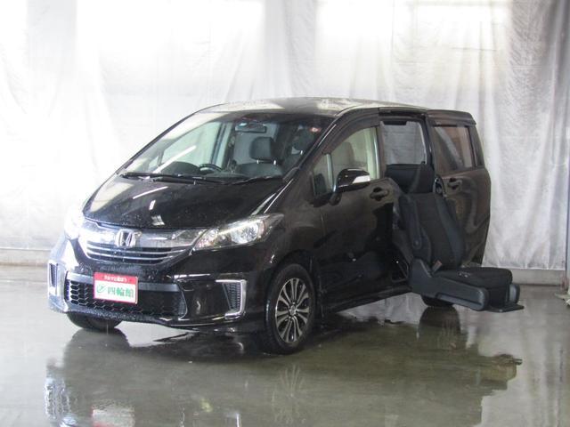 ホンダ X エアロ 4WDサイドリフトアップシート ワンセグナビ