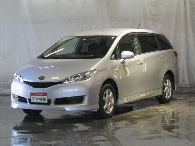 トヨタ ウィッシュ 1.8X 4WD スマートキー 寒冷地仕様車