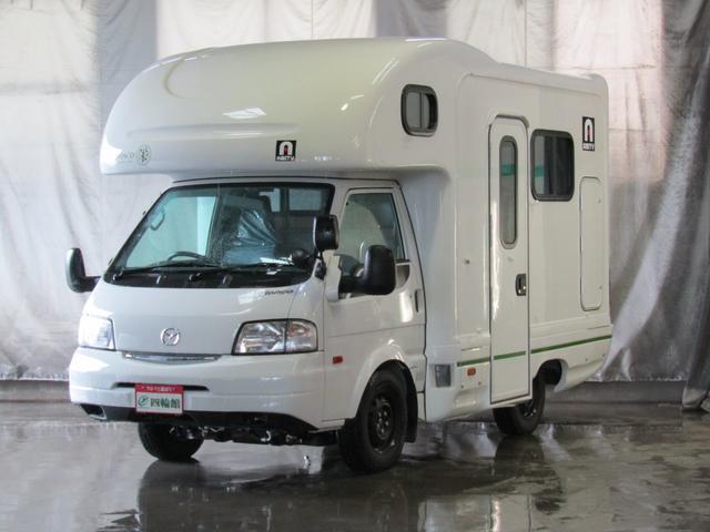 キャブコン キャンピング AtoZアミティ ボスコ オートマ4WD FFヒーターBカメラ