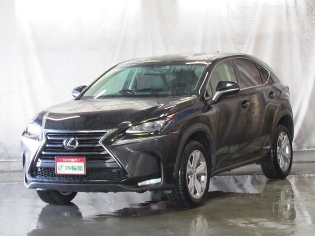 レクサス NX200t バージョンL 4WD ターボ ヒーター付本革パワーシート エアベンチレーションシート ナノイー 電動格納Rシート パワーバックドア パドルシフト メーカーナビRカメラ 寒冷地仕様車