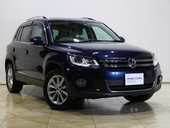 VW ティグアンスポーツ&スタイル 社外ナビTV