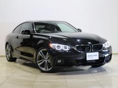 BMW435iクーペ Mスポーツ 純正ナビTV 純正19AW