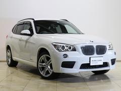 BMW X1xDrive 20i Mスポーツ 純正ナビ Rカメラ