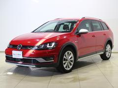 VW ゴルフオールトラックTSI 4モーション アップグレードパッケージ ワンオーナー
