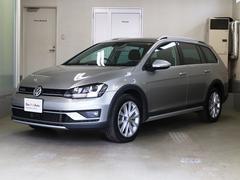 VW ゴルフオールトラックTSI 4モーション アップグレードパッケージ 認定中古車