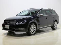 VW パサートオールトラックTSI 4モーション 純正ナビTV Aクルコン バイキセノン