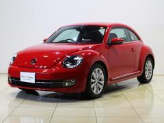 VW ザ・ビートルデザインレザーパッケージ 社外ナビTV バイキセノン