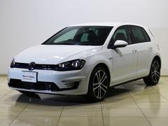 VW ゴルフGTEベースグレード 純正ナビTV Aクルコン LEDヘッドライト