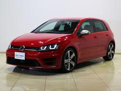 VW ゴルフRベースグレード アダプティブクルコン レザーシート