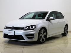 VW ゴルフRベースグレード 純正ナビTV バイキセノン Aクルコン