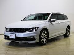VW パサートヴァリアントTSI Rライン Rライン専用エクステリアインテリア