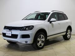 VW トゥアレグV6 ブルーモーションテクノロジー ナビTV 純正19AW