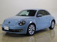 VW ザ・ビートルデザインレザーパッケージ 純正ナビTV バイキセノン