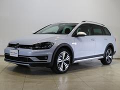 VW ゴルフオールトラックTSI 4モーション ACC ステアリングヒーター 18AW