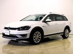 VW ゴルフオールトラックTSI 4モーション ACC・ワンオーナー・純正17AW