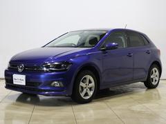 VW ポロTSIハイライン・純正ナビ・LEDヘッドライト・キーレス