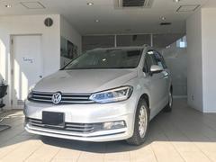 VW ゴルフトゥーランTSI ハイライン・禁煙車・ワンオーナー・LEDヘッドライト