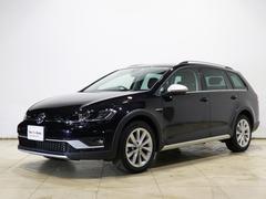 VW ゴルフオールトラックTSI 4モーション・禁煙車・LEDライト・純正ナビTV