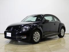VW ザ・ビートルデザイン・純正ナビTV・バックカメラ・バイキセノン