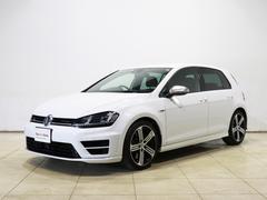 VW ゴルフRベースグレード・レザーシート・Aクルコン・禁煙車